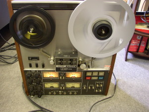 Remastering old recordings from tape