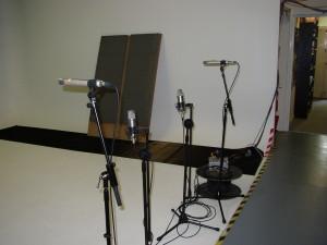 Recording studio Telford