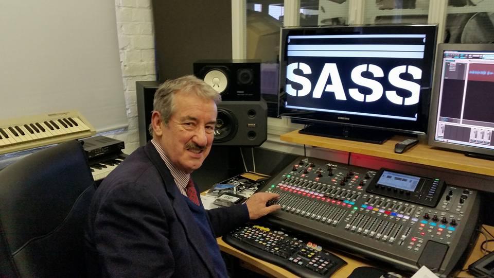 Recording studio shropshire
