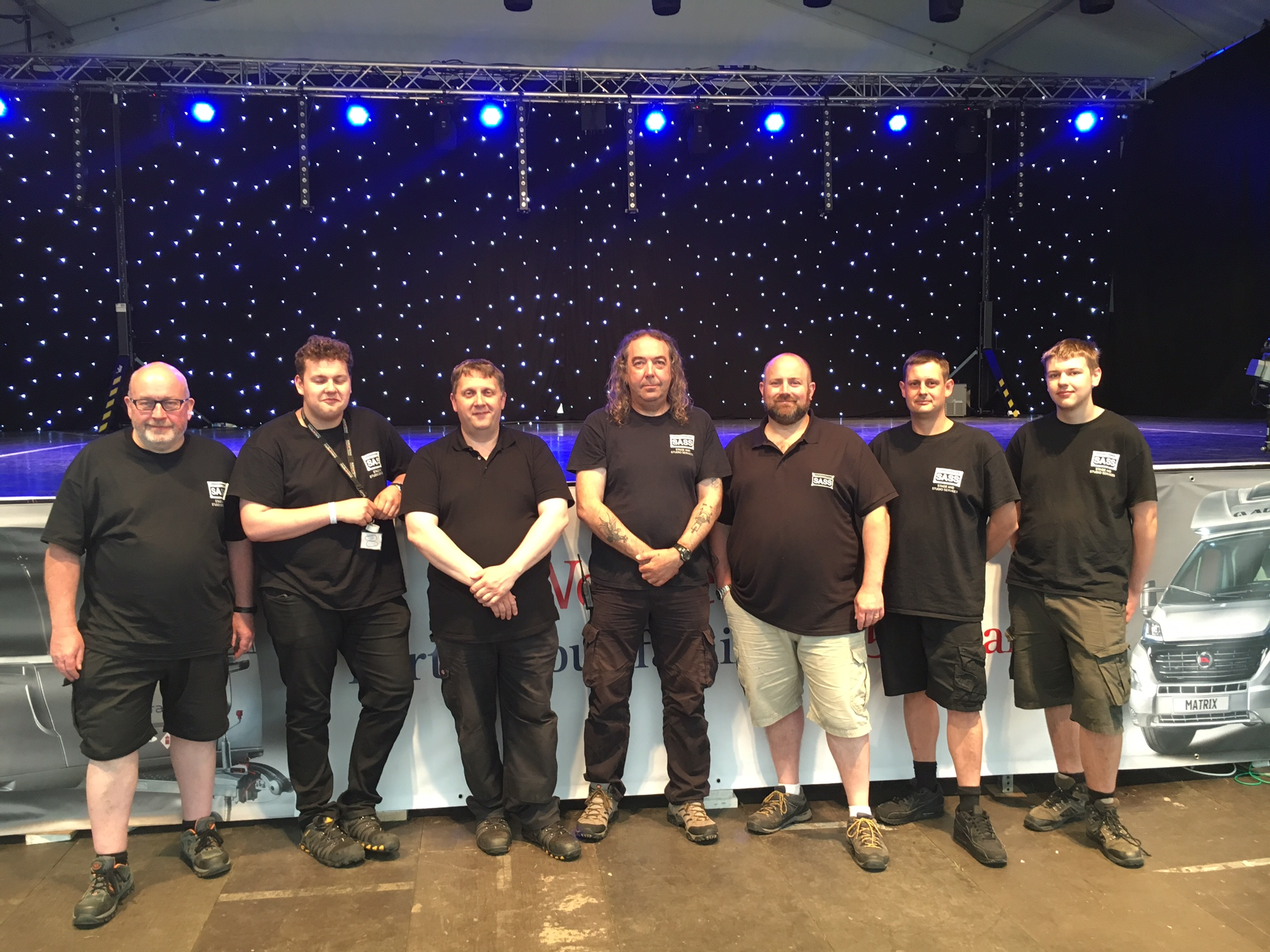 Stage and Studio Services Technicians