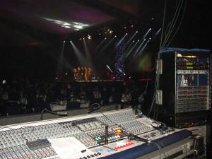 Live concert recording