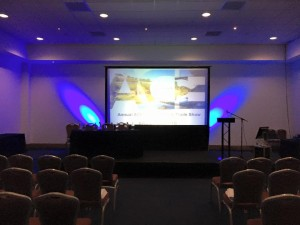 Conference AV by Stage and Studio Services